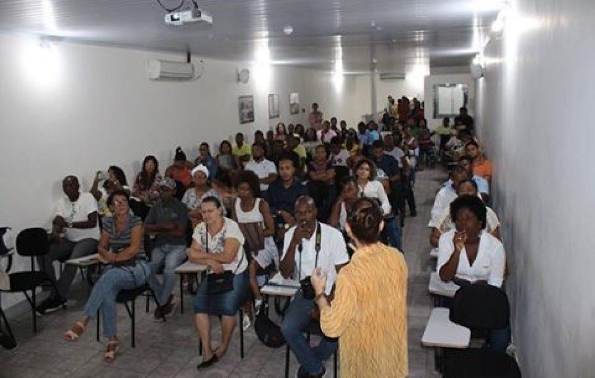SETUR promove Seminários de Noções Conceituais do Turismo e Qualidade no Atendimento