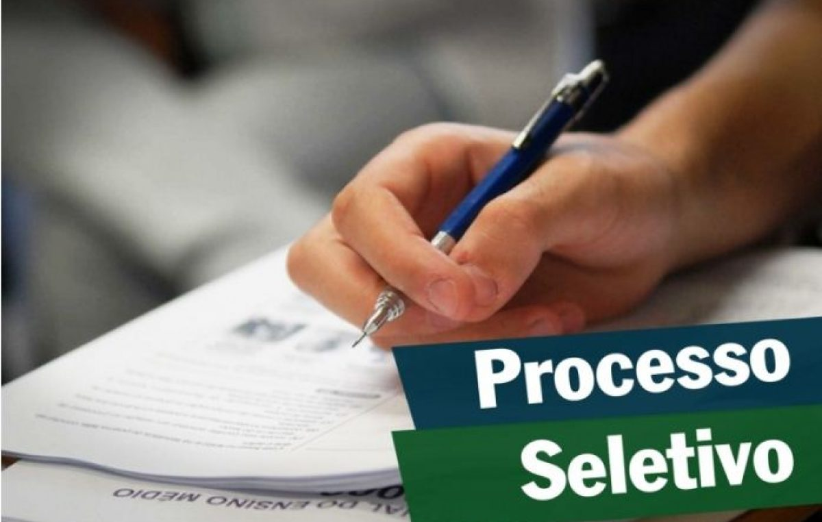 Prefeitura realiza 12ª convocação do Processo Seletivo Simplificado Edital nº 002/2017/SESAU/SEDESE