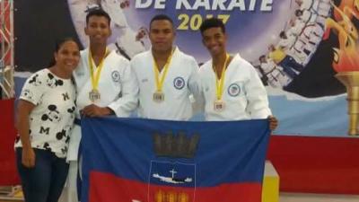 Campeonato Sul-americano de Karatê tem participação de atletas franciscanos