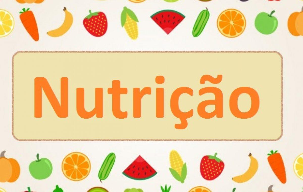 Equipe de Nutrição da SEDUC presente nas escolas do município