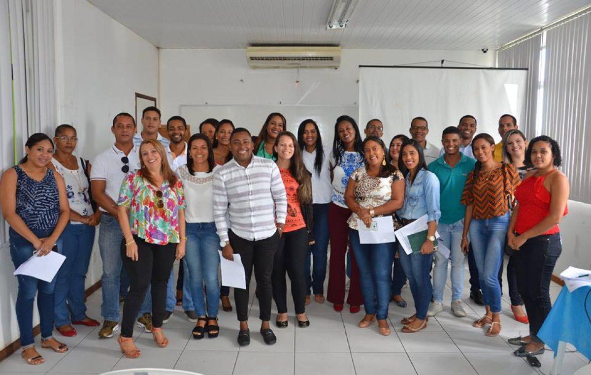 Controladoria realizou a primeira etapa do treinamento para os assessores de Controle Interno da administração pública
