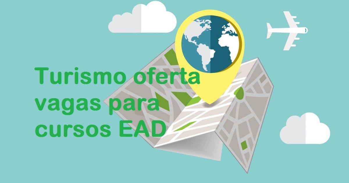 SETUR: Inscrições para cursos de capacitação (EAD)nas áreas de Atendimento ao turista e Gestão de Turismo