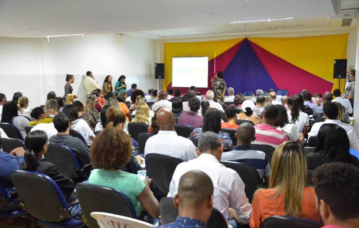 Membros do governo de São Francisco do Conde planejam o futuro da cidade