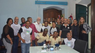 Reunião com Agentes de Endemias discutiu melhorias para a categoria