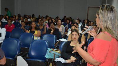 Saúde realizou último dia do Acolhimento Pedagógico
