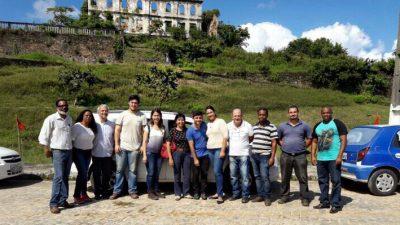 UFBA e SETUR realizam visita técnica na Imperial Escola Agrícola