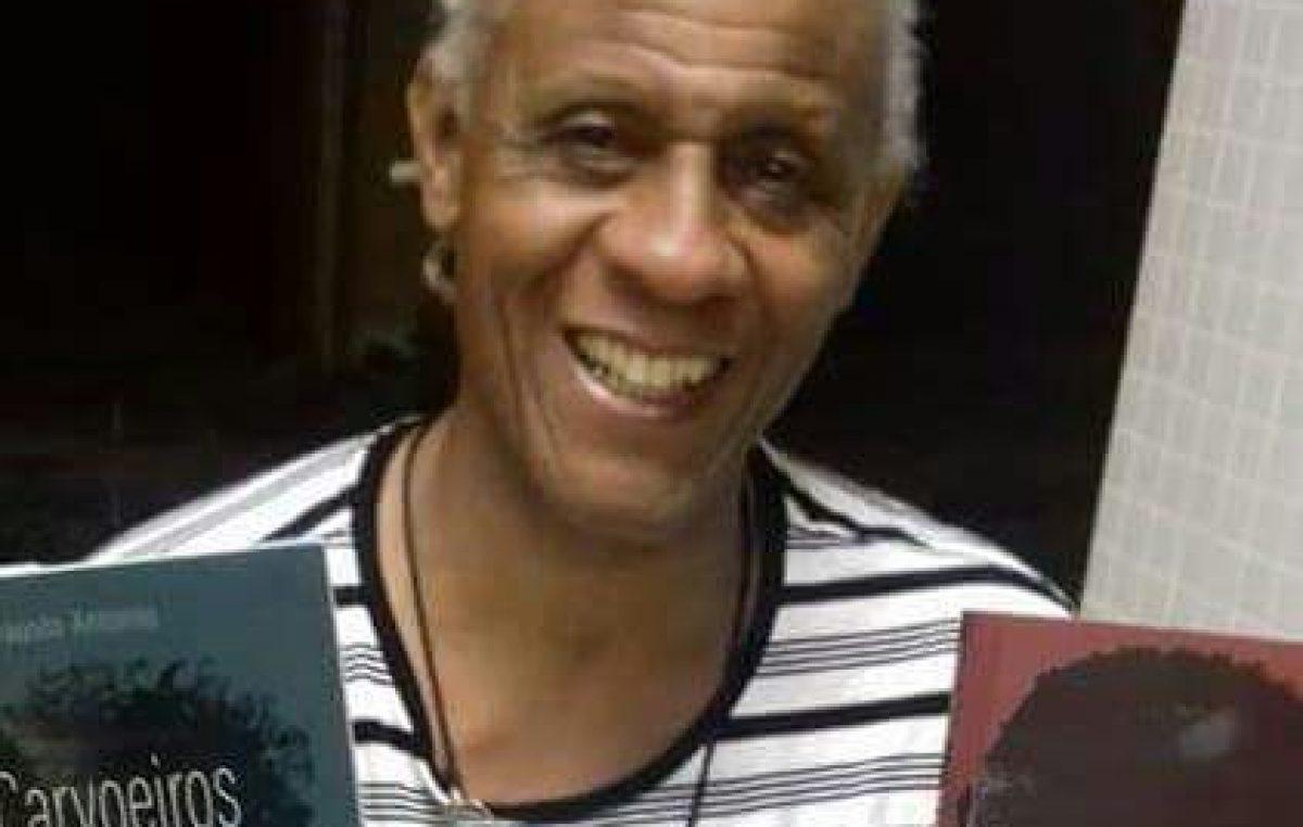 """SDHCJ apoia lançamento dos livros """"No Reino da Carapinha e Memória dos Meus Carvoeiros"""", do escritor Fausto Antônio"""