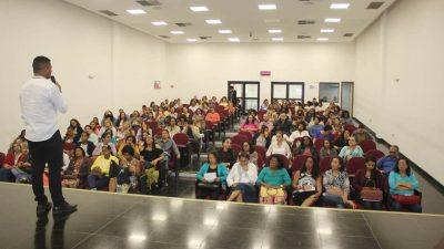 Secretaria da Educação lançou projetos Voarte e Qualideb