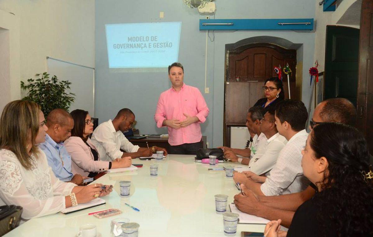 SECULT formou uma comissão para tratar do Circuito Municipal de Cultura
