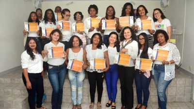 Mais de 70 servidores da Prefeitura de São Francisco do Conde são certificados pela Escola de Governo