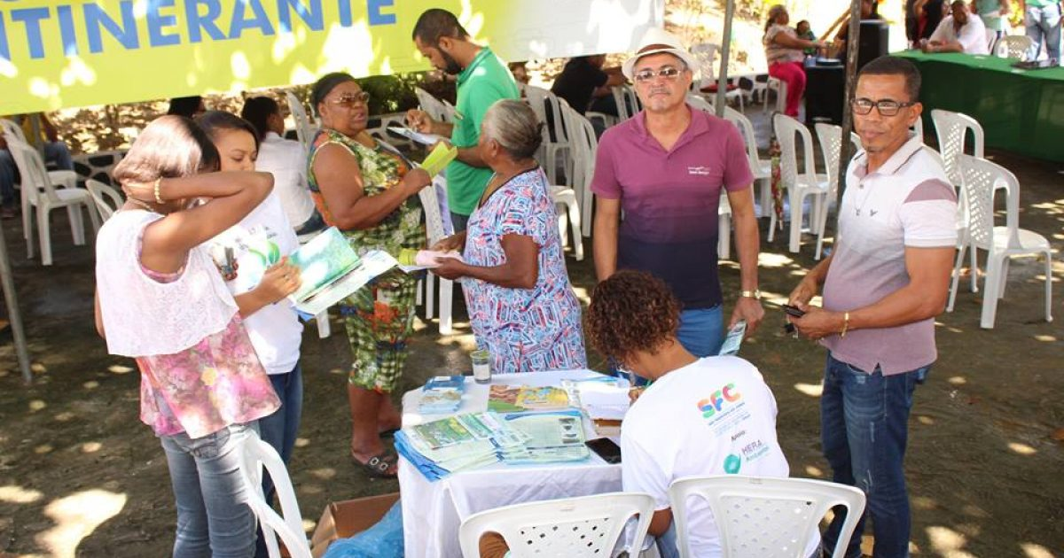 Projeto Ouvidoria Itinerante chegou ao bairro da Muribeca nesta sexta-feira (21)
