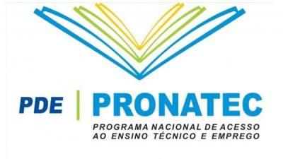 123 franciscanos inscreveram-se para os cursos do PRONATEC Voluntário