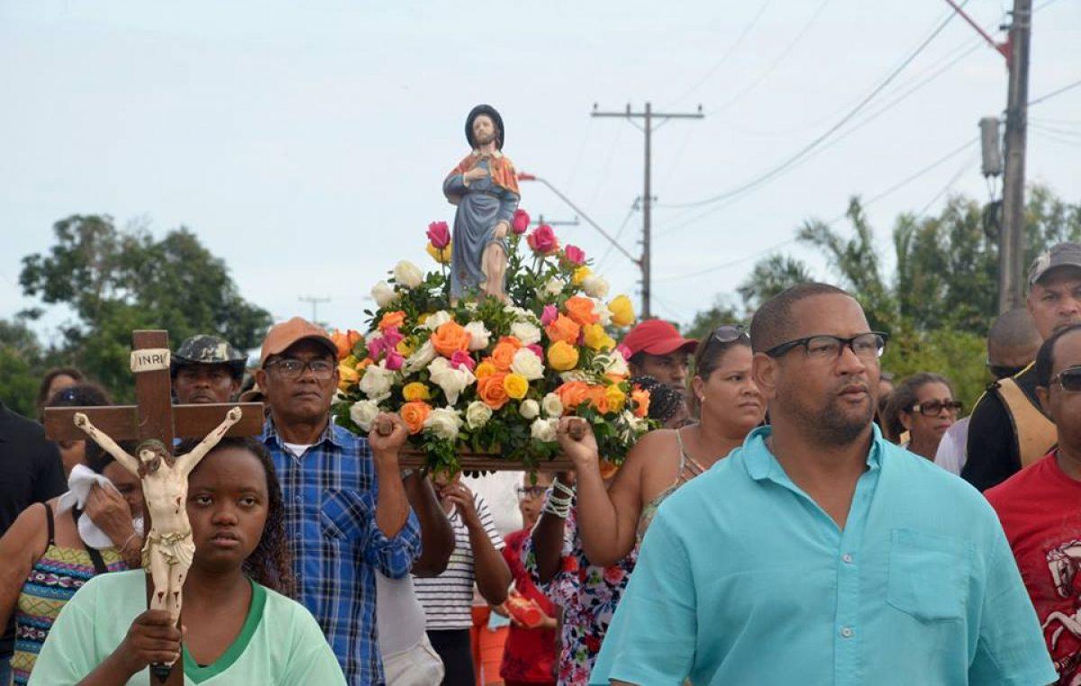 Fé e devoção marcaram o Dia de São Roque em São Francisco do Conde