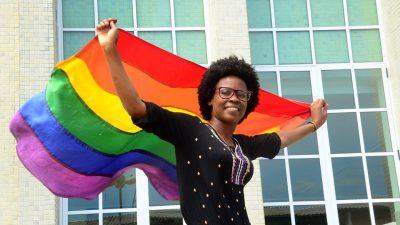 SDHCJ realiza ação em comemoração ao Dia Nacional da Visibilidade Lésbica
