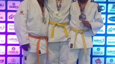 Atletas franciscanos de judô trouxeram 02 medalhas para casa