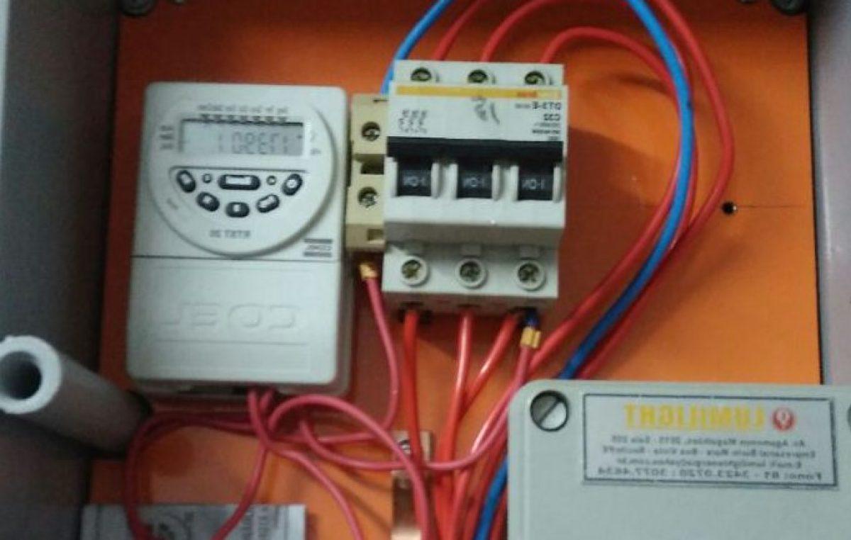 Novo sistema elétrico nas escolas municipais reduz custos e cuida do meio ambiente