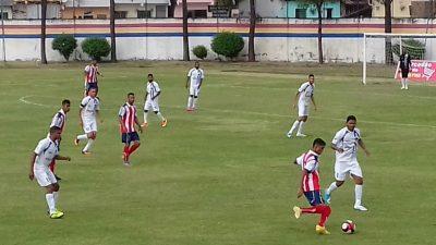 Futebol: Amistoso entre São Francisco do Conde x São Félix atrai torcedores para o Junqueirão