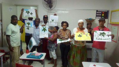 Alunos da EJA participam da primeira fase do VOARTE