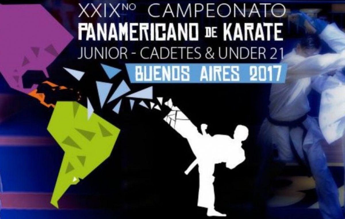 Atletas franciscanos estão no Pan-Americano de Karatê