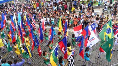 """""""Independência: um olhar sobre a participação popular"""": veja fotos do 7 de setembro em São Francisco do Conde"""