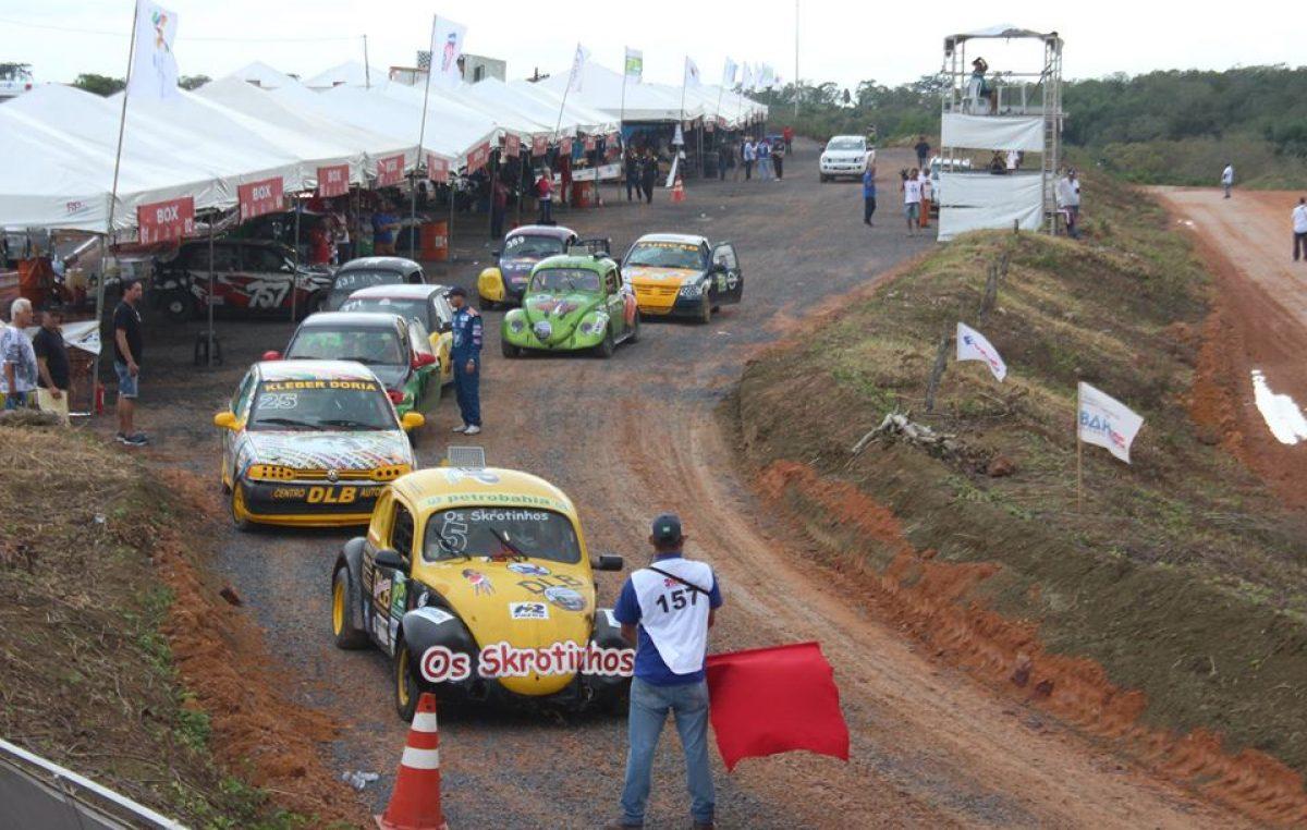 7ª e 8ª etapas do Campeonato de Velocidade na Terra acontecem dia 08/10
