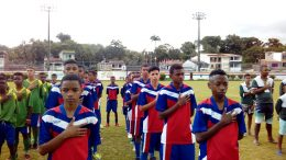 Confira o resultado da II Copa de Futebol de Base Sub-13 e Sub-15 Osmar e Baiaco 2017