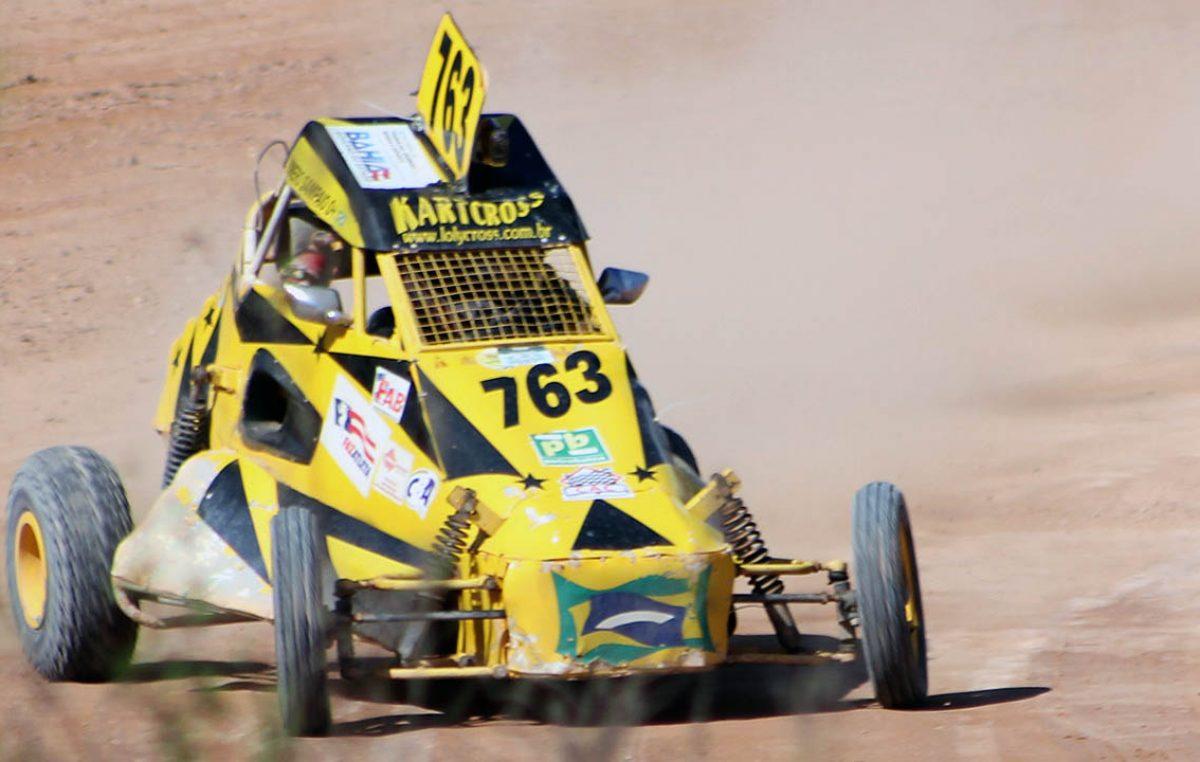 Campeonato Baiano de Velocidade na Terra terá etapa decisiva
