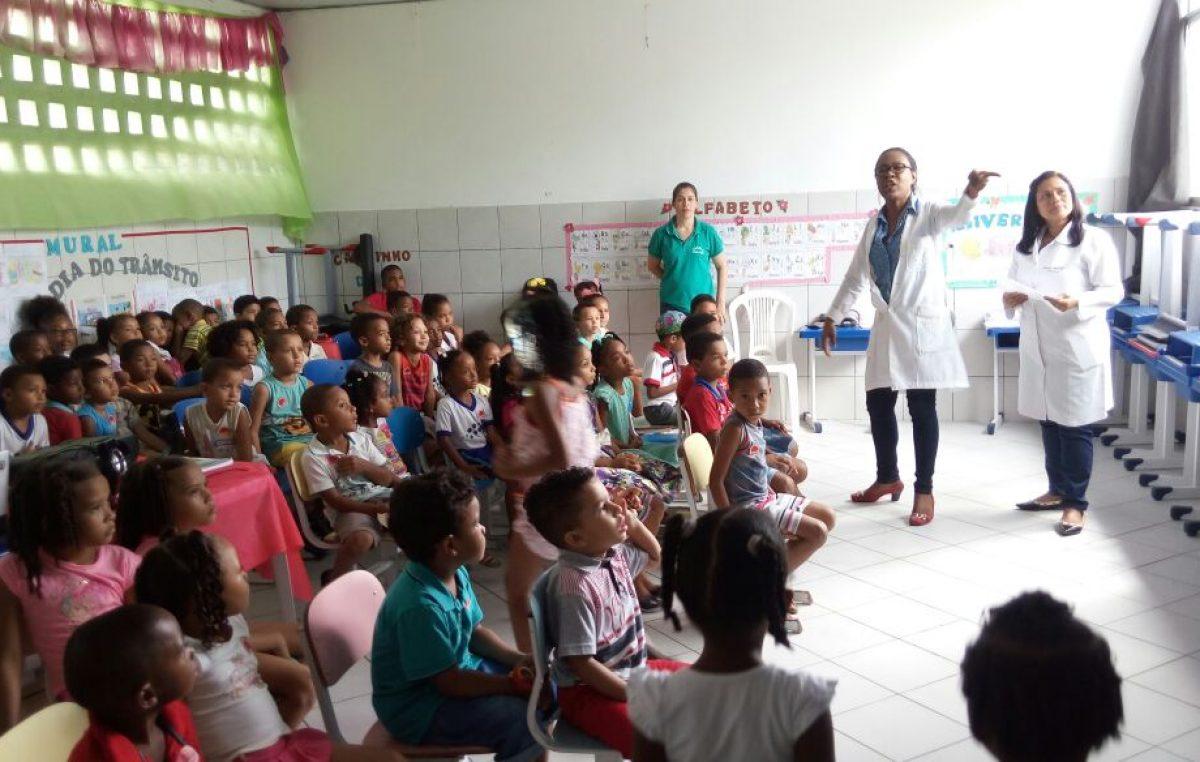 Feira de Saúde acontece na Escola Luziene Amália