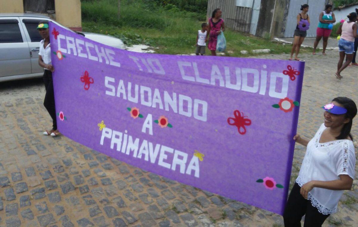 Escolas Municipais promovem Desfile da Primavera