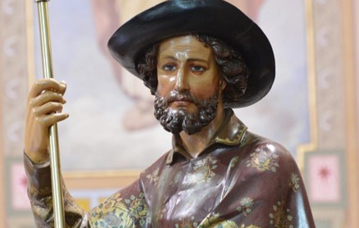 Comunidade da Ilha do Paty prestará homenagem a São Roque