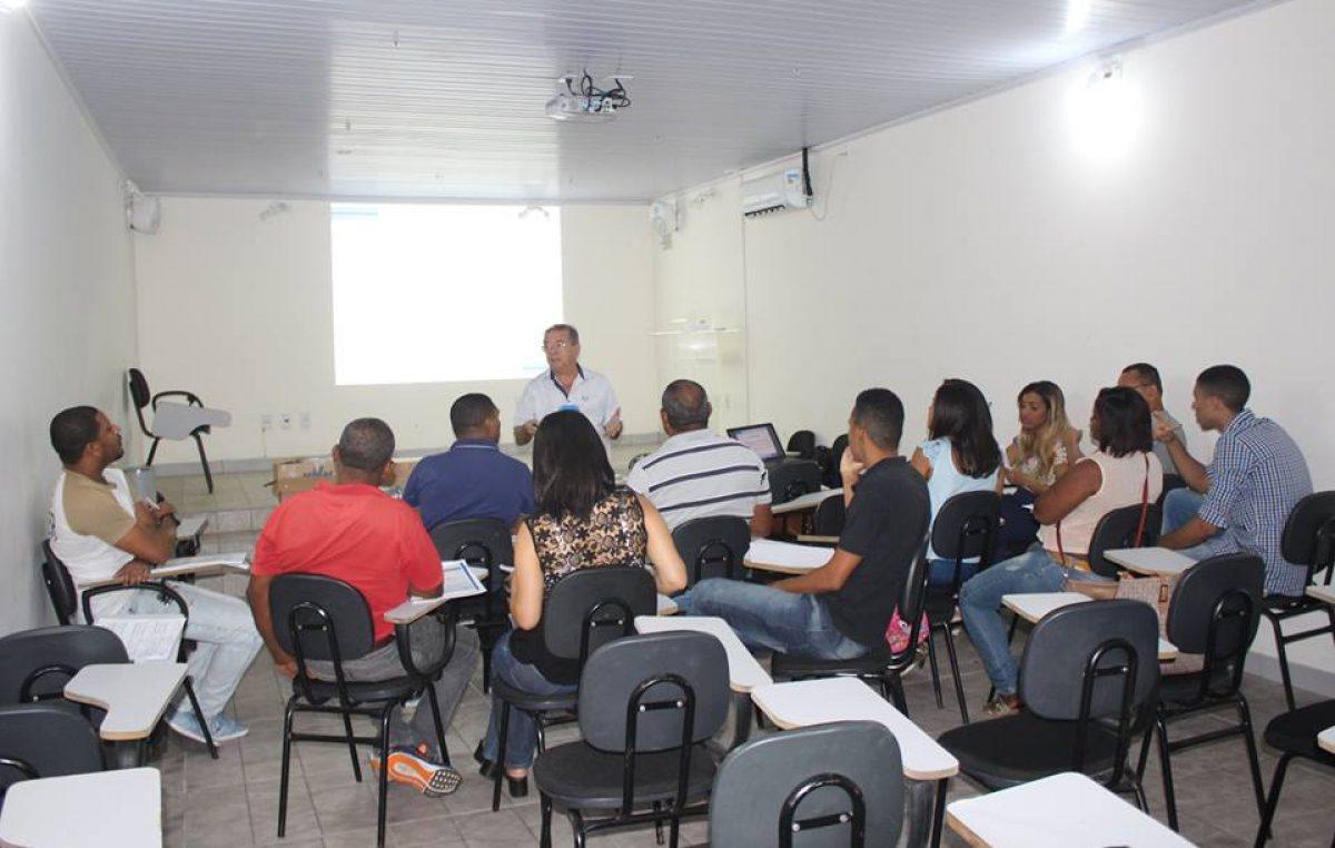 """Curso """"SEI Administrar"""" capacita microempreendedores franciscanos"""