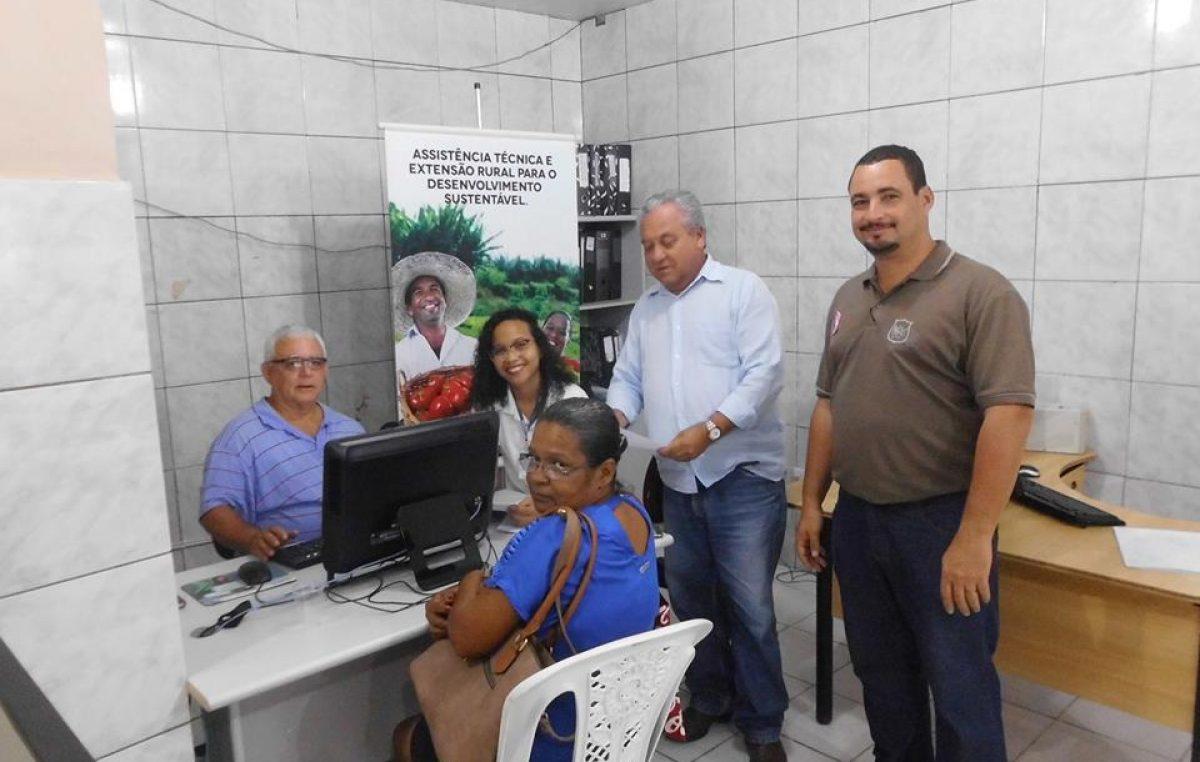 SEMAP realizou mutirão para emissão de Declaração de Aptidão ao Programa Nacional de Fortalecimento da Agricultura Familiar (DAP)