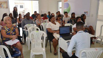 Controladoria realizou mais um treinamento na última terça-feira (17)