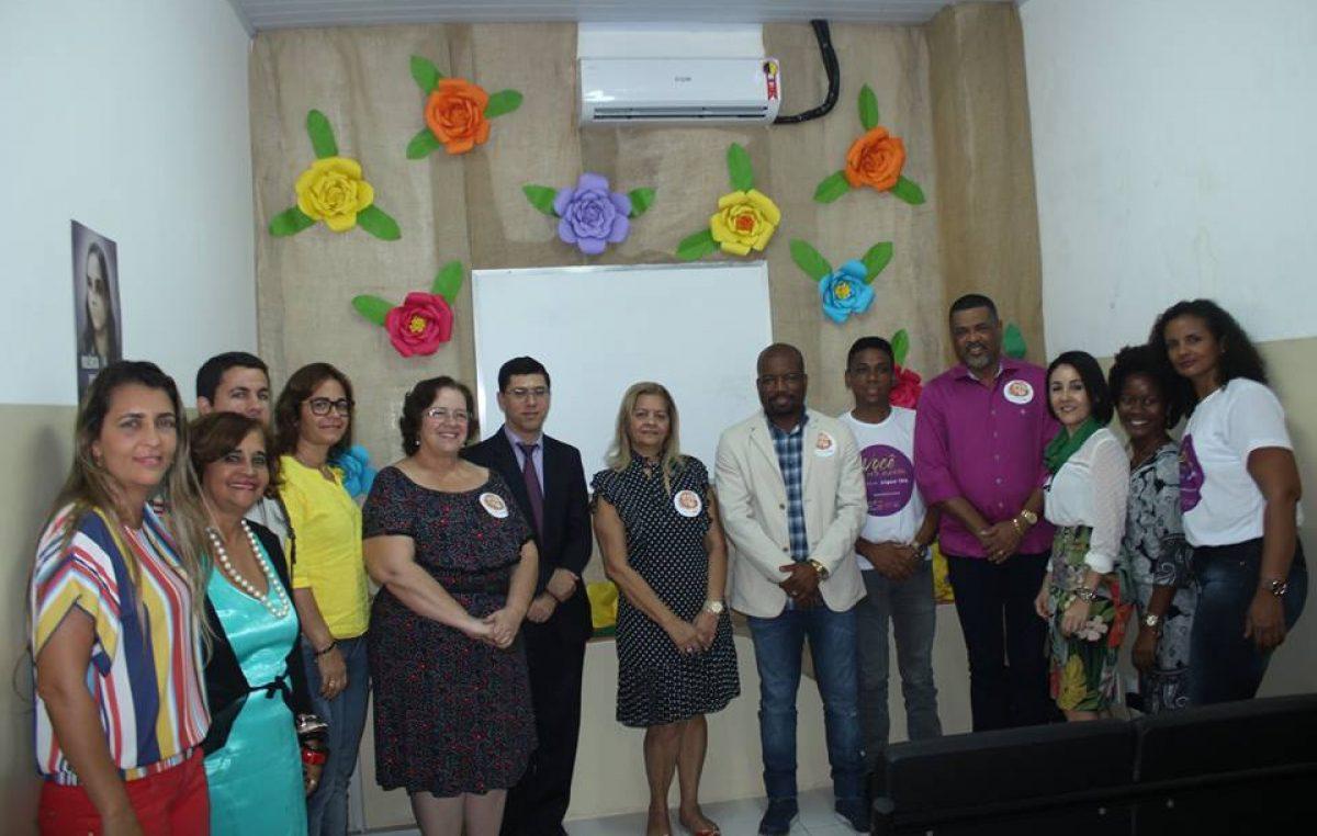 CRAM celebra o seu primeiro ano de implantação e os 04 anos do Balcão de Justiça em São Francisco do Conde