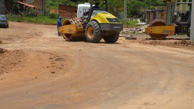 Obras que vão ligar a Baixa Fria ao bairro de Campinas já começaram