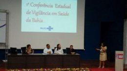 I Conferência Estadual de Vigilância em Saúde – Etapa Macrorregional