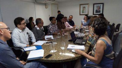 São Francisco do Conde participa de reunião com o Comitê Técnico da Entidade Metropolitana da Região Metropolitana de Salvador (EMRMS)