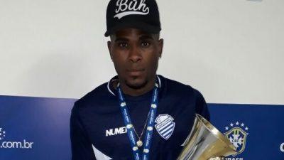Jovem franciscano consagrou-se campeão brasileiro da Série C