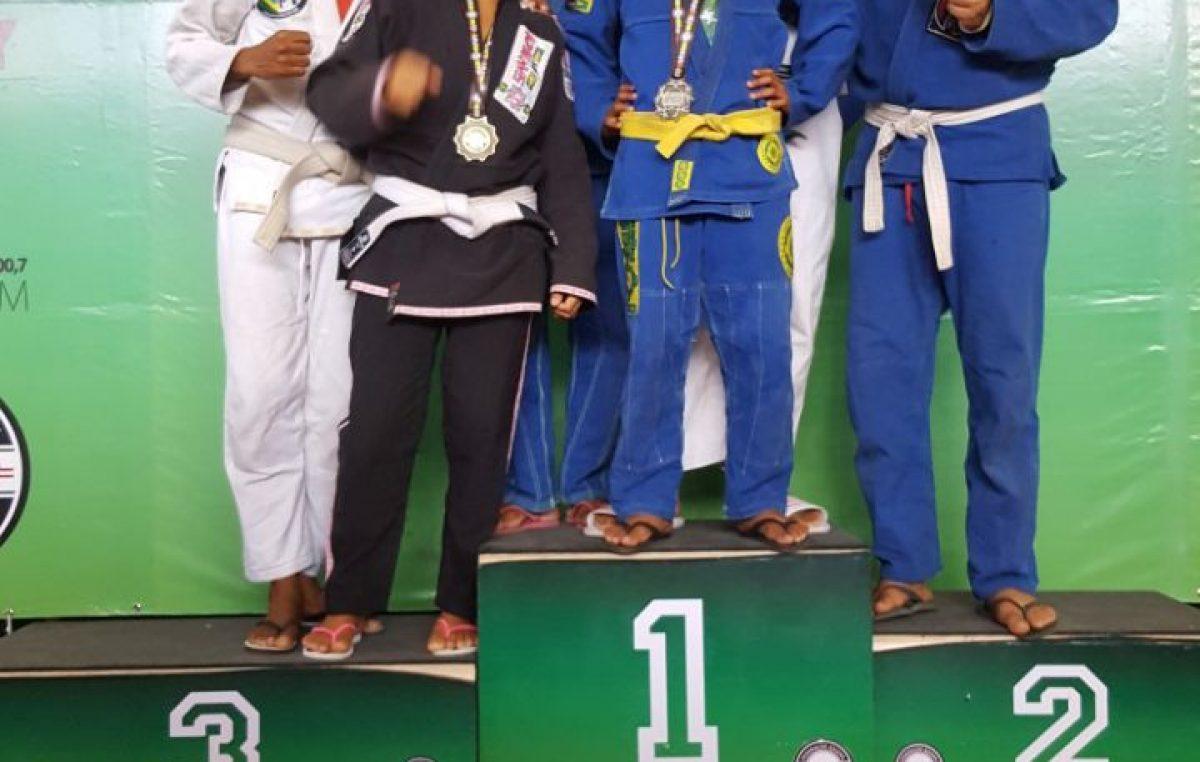 5 medalhas foram conquistadas por atletas franciscanos durante a IX Etapa do Campeonato Baiano de Jiu Jitsu 2017