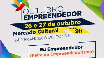 "SEDEC realizará feira de empreendedorismo ""Eu, Empreendedor"", nos dias 26 e 27 de outubro"
