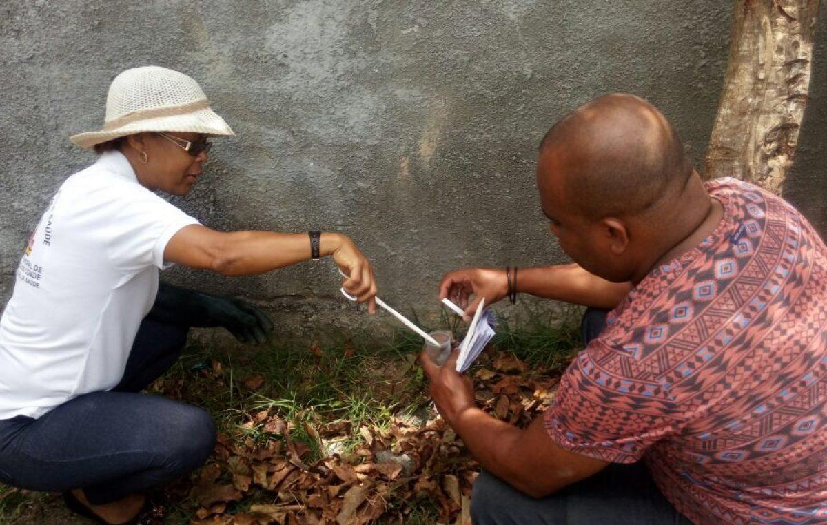 Agentes de saúde participam de segunda etapa do treinamento sobre o Manejo e Controle de Escorpiões