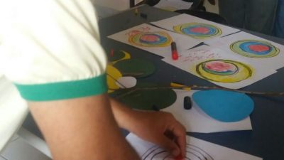 Projeto Mandala: A diferença entre ver e olhar