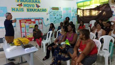 SEDUC dá início ao projeto Um dia de saúde nas escolas