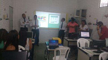 Novo sistema de gestão escolar dinamiza informações da Educação