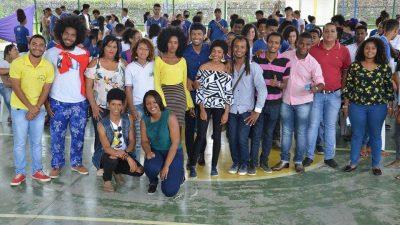 Eleição do Conselho Municipal de Juventude de São Francisco do Conde aconteceu nesta terça-feira, dia 10 de outubro