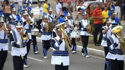 Acompanhe as mudanças no trânsito durante o XIII Concurso de Bandas e Fanfarras