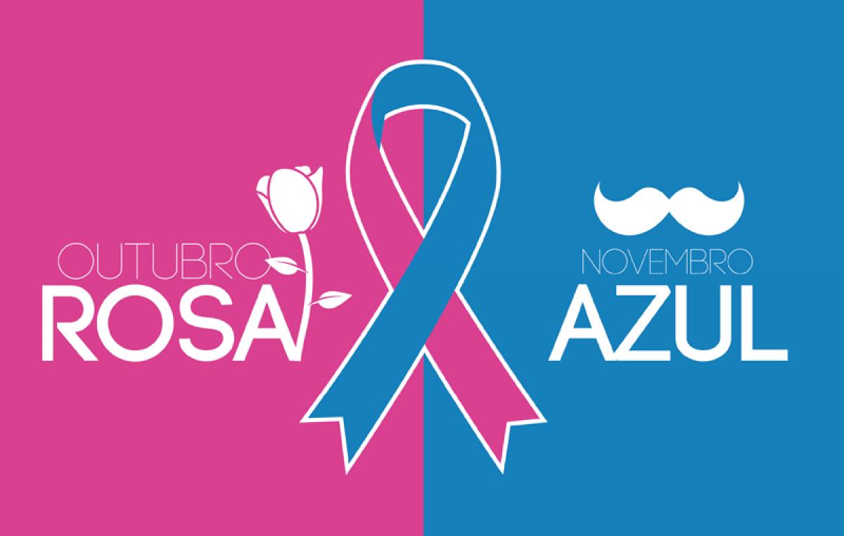 Caminhada marca o encerramento do Outubro Rosa e lança campanha Novembro Azul