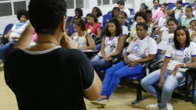 Educa Chico prepara estudantes para a III Conferência Muicipal de Educação