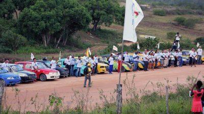 São Francisco do Conde terá nova etapa do Campeonato Baiano de Velocidade na Terra