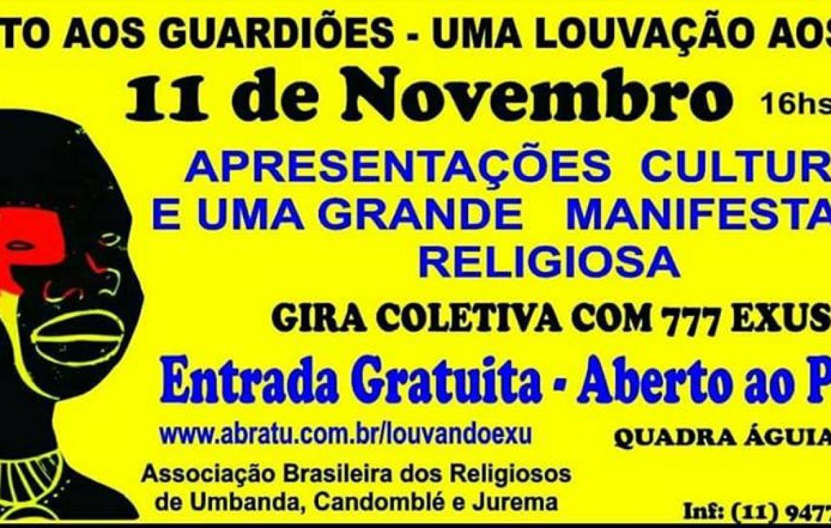 Franciscanos irão representar o município na ExpoAfro Brasil 2017